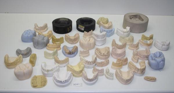 Diverse Schaumodelle, Formen, Übungsmodelle # 3241