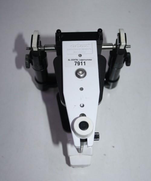 Amann Girrbach Artex Artikulator Typ NK + Splitex-Magnetplatten # 7911