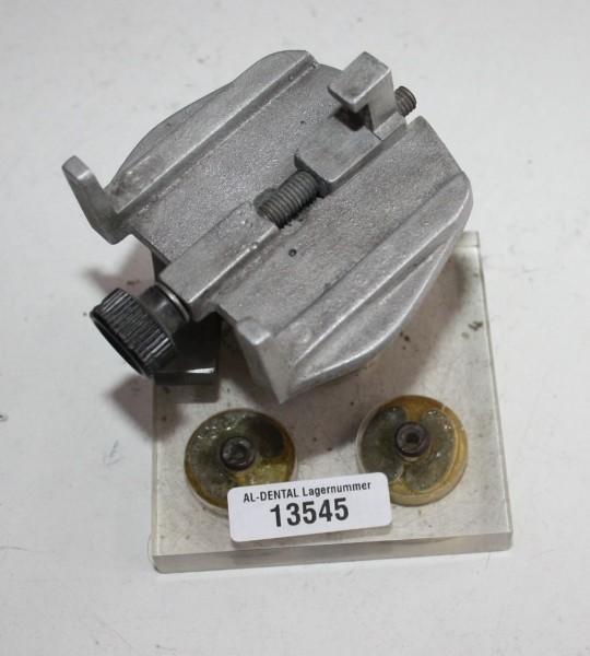 Dental Modelltisch / Magnettisch für Fräsgerät # 13545