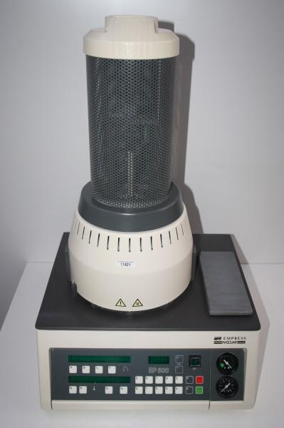 IVOCLAR ips Empress Keramikpressofen EP 500 Typ PR2 # 11821