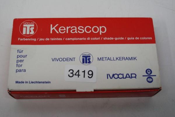 IVOCLAR Kerascop Farbenring # 3419