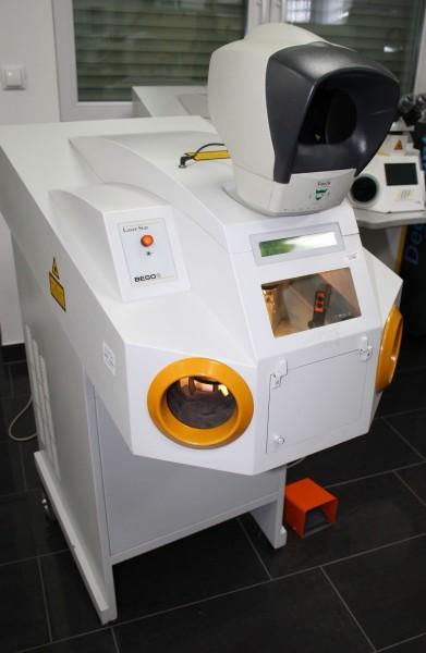 BEGO LaserStar Lynx Laser-Schweißgerät / Dental-Laser # 13764