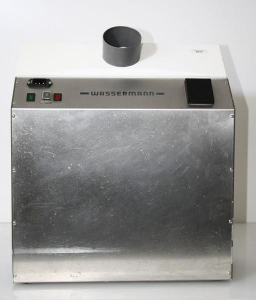 Wassermann Standabsaugung / Beistellabsaugung Typ SG-1 / 2 # 8835