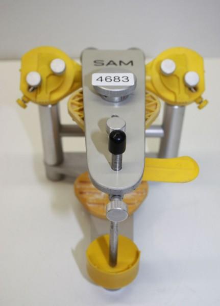 SAM Artikulator + Kunststoffplatten # 4683