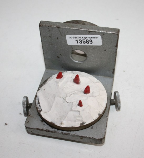 Dental Frästisch 90° mit Frästeller # 13589