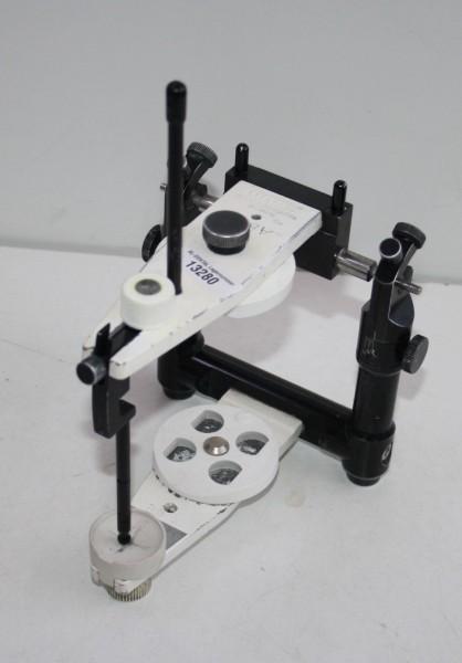AMANN GIRRBACH Artikulator Artex - Basismodell # 13280
