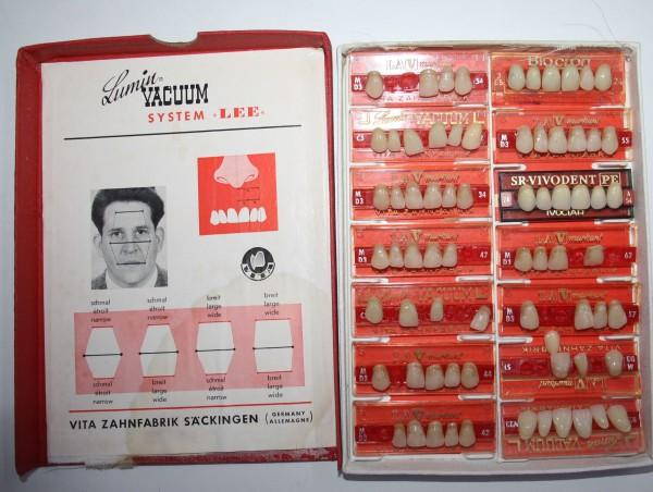 Zahngarnituren / Reparaturzähne namhafter Hersteller # 12738