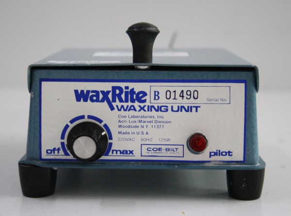 WaxRite Tauchwachsbecken Waxing Unit # 13070