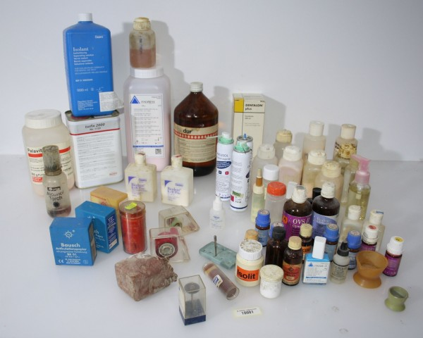 Dentallabor-Restposten Verbrauchsmaterialien # 10001