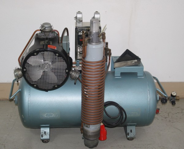 Dürr Dental Kompressor Typ 4521-14369 # 7540