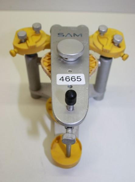 SAM Artikulator + Kunststoffplatten # 4665