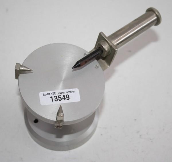 Dental Modelltisch für Fräsgerät # 13549