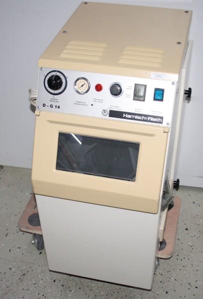 Harnisch + Rieth Automatik-Umlaufstrahler Typ D-G 14 S # 14022
