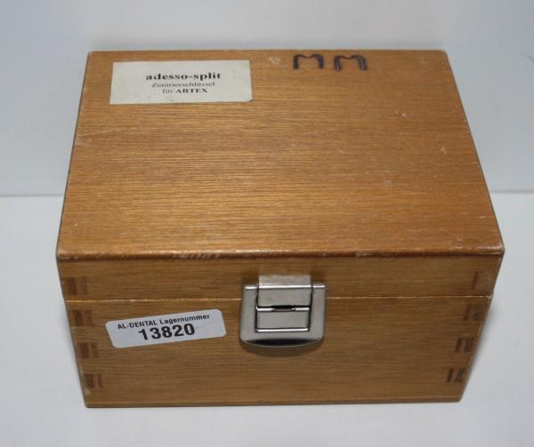 Adesso-Split Zentrierschlüssel für Artex # 13820