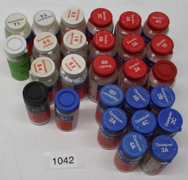 IVOCLAR Vivadent Metallkeramik y 1042