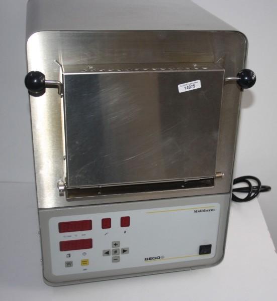 BEGO Vorwärmofen Typ Miditherm 100 MP # 14075