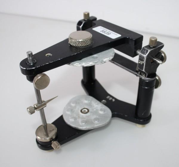 Artikulator Rational 25° + 2 Sockelplatten # 8639