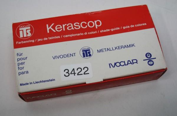 IVOCLAR Kerascop Farbenring # 3422