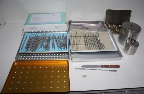 Zahnarztpraxis-Restposten diverses Equipment # 12671