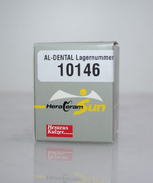 HERAEUS HeraCeram Sun Keramikmassen / Dentalkeramik Opaker POD3 # 10146