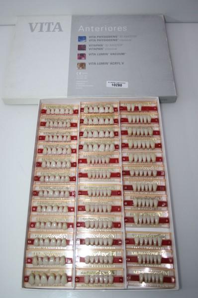 VITA Anteriores / VITA Physiodens Kunststoff-Frontzähne 3-D-Master # 10280