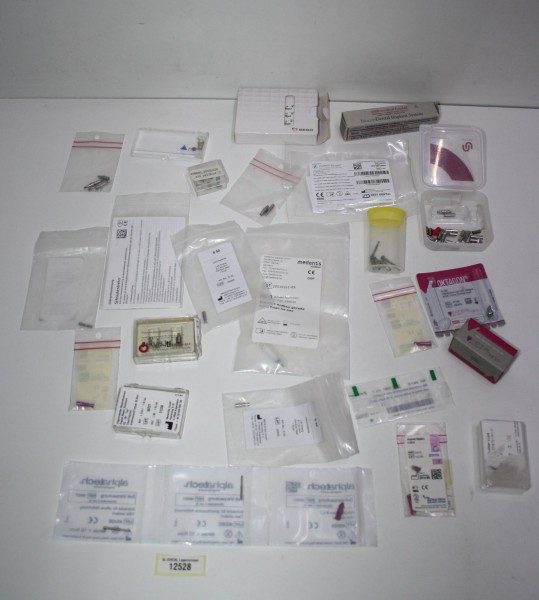 Diverse Implantate / Zubehör viele Namhaftehersteller #12528